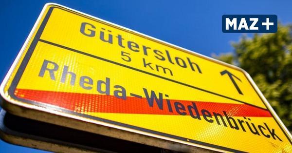 Menschen aus Gütersloh und Warendorf dürfen nach Brandenburg reisen