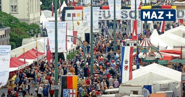 Potsdam will 30 Jahre Einheit 30 Tage feiern - aber ohne große Party