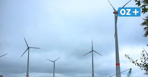 Höher als der Kölner Dom: Windpark bei Schönberg wächst weiter