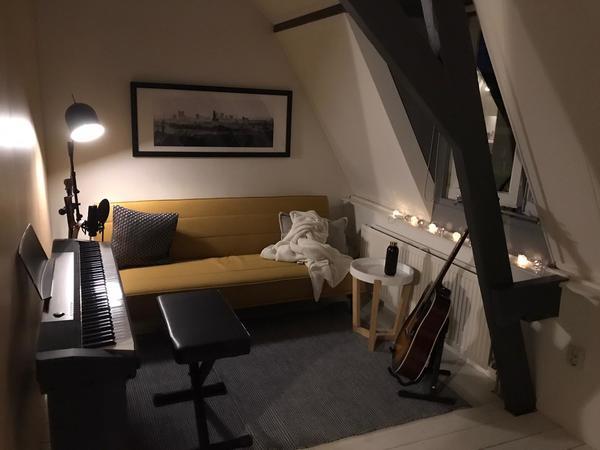 My music corner