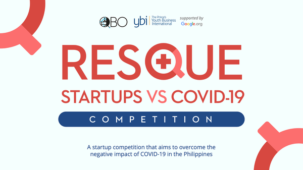RESQUE: Startups VS COVID-19 Competition