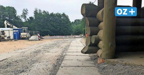 Rügen: Straßenbauamt führt Straße fast durch ein Rasthaus