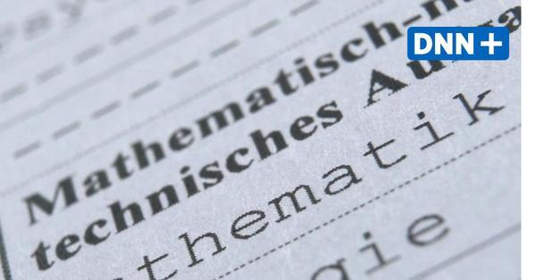 Kritik aus Dresden nach Entscheidung zu Mathe-Abi-Noten