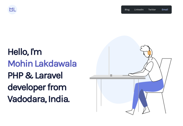 Mohin Lakdawala | PHP & Laravel developer