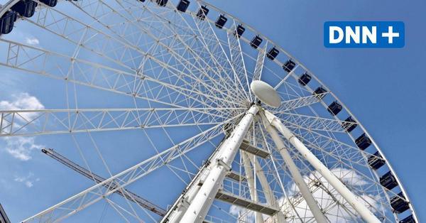 """Riesenrad """"Wheel of Vision"""" am Postplatz ist wieder da"""