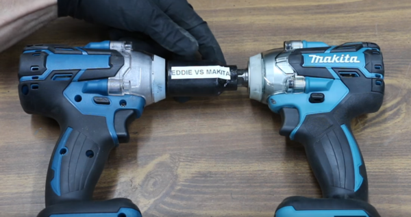 Impact wrench head-to-head.