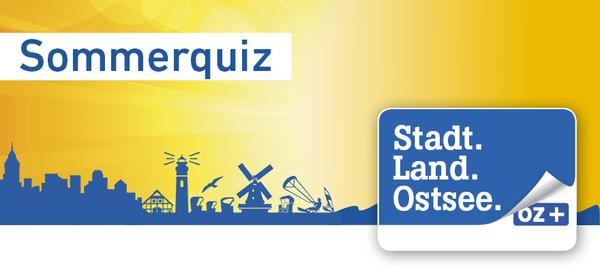 Frage 5 beim großen OZ+ Sommerquiz: Jetzt mitmachen und tolle Preise gewinnen