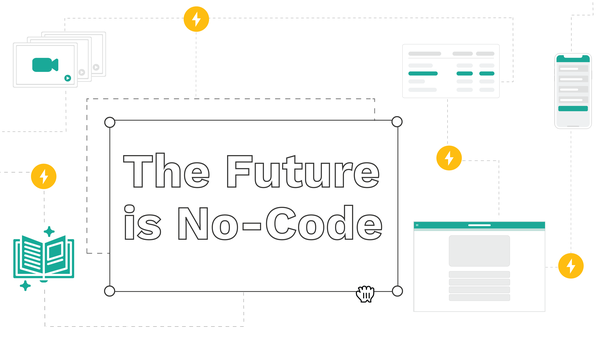 The future is no-code