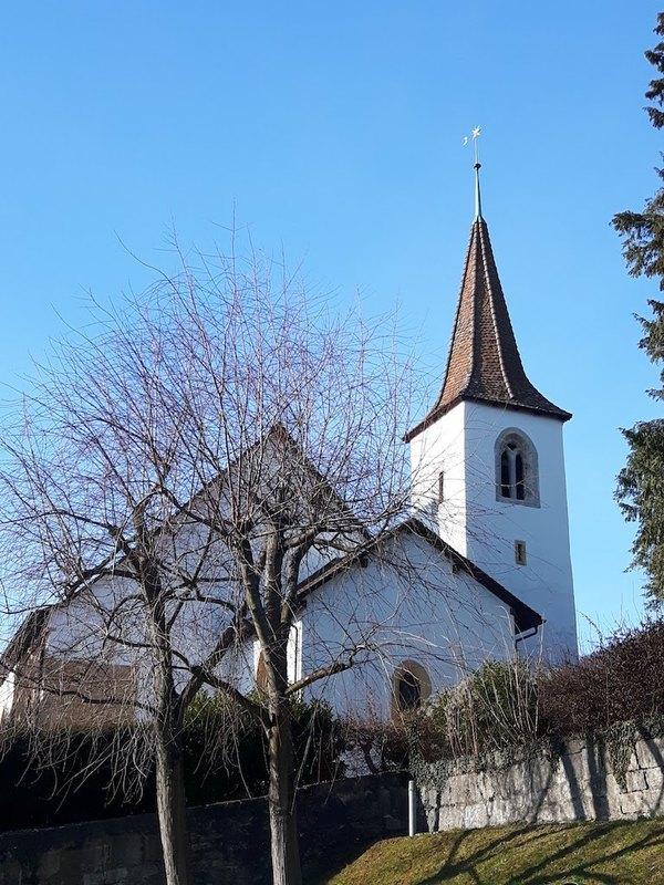 La Blanche Église - Paroisse réformée de La Neuveville