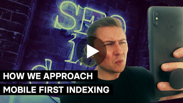 Mobile First Indexing SEO Tips from Google