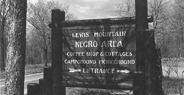 Racist roots, lack of diversity haunt national parks