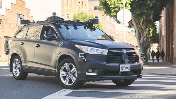 Amazon acquires autonomous vehicle startup Zoox