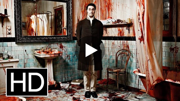 What We Do In The Shadows - Official Trailer