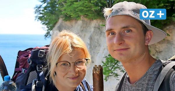 700 Kilometer zu Fuß: Darum wanderte ein Brandenburger Paar nach Rügen
