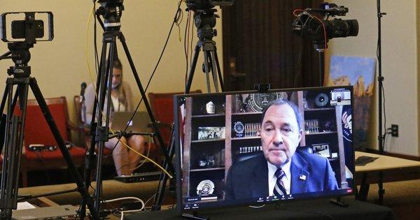 Utah's governor says the coronavirus infection rate among the Hispanic community is 'alarming'