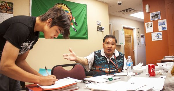 Vote-by-mail could undo Native Americans' voting rights gains
