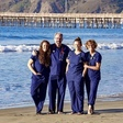 Family of four nurses dedicated to helping patients at Dignity Health Central Coast hospitals - KEYT   KCOY