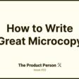 How To Write Great Microcopy