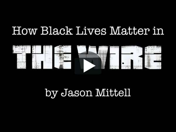 How Black Lives Matter in THE WIRE | Vimeo