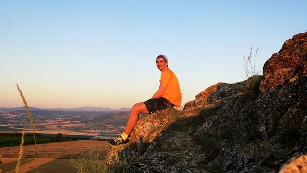 Mon rocher préféré pour profiter du lever de soleil