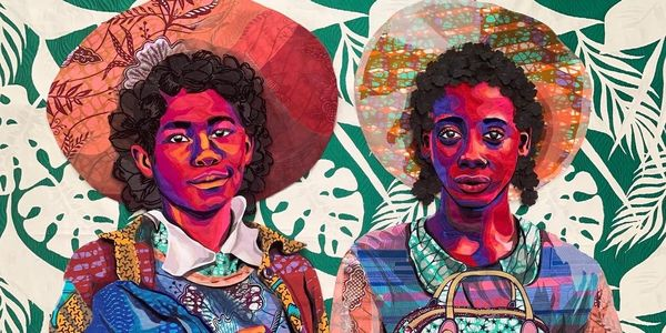 Bisa Butler Summons Black History In Her Quilted Arts to Motivate the Fight for Black Lives