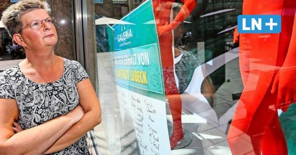 Petra Stieper aus Lübeck erzählt: So ergeht es der langjährigen Karstadt-Mitarbeiterin