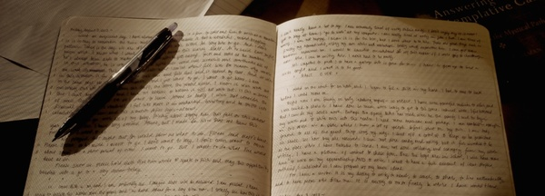 On the Journals of Famous Writers