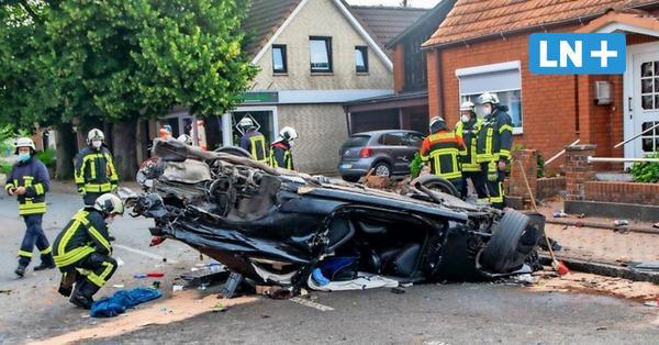 Rennstrecke Ahrensbök: Unglück erinnert an Horror-Unfall 2007