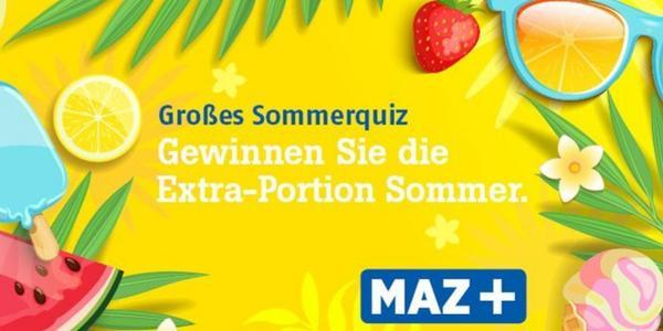 MAZ-Sommerquiz 2020: Samsung Galaxy Tab zu gewinnen