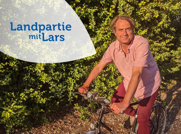 Lars Sittig erkundet Brandenburg am liebsten im Sattel.