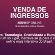 Social Media Week São Paulo 2020 - FuTeCH - Sympla