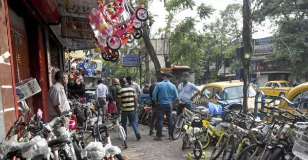 Kolkata: As people avoid public transport, bicycle thefts rise