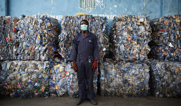 Why the pandemic could slash amount of plastic waste we recycle
