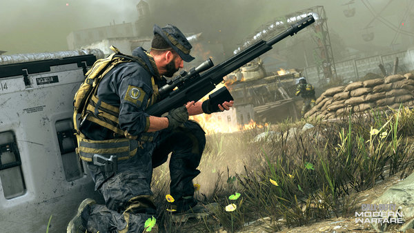 Call of Duty: Modern Warfare krijgt nieuwe map en modus - WANT