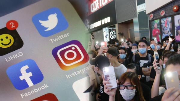 Hong Kongers erase digital footprints ahead of security laws