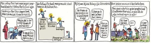 Anton Dingeman in Trouw