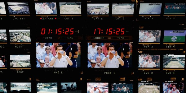 IBM uses AI to enhance old Wimbledon tennis footage for the digital era