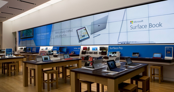 Microsoft is permanently closing all physical retail stores