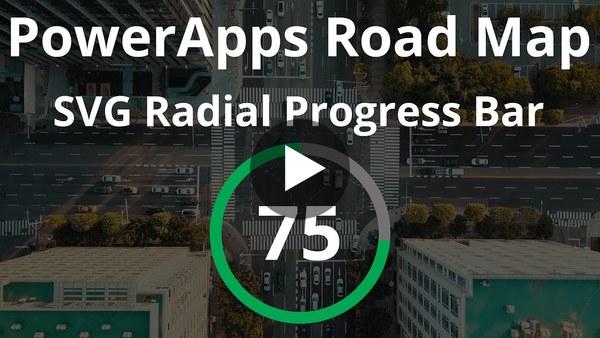 Quick Guide - SVG Radial Progress Bar