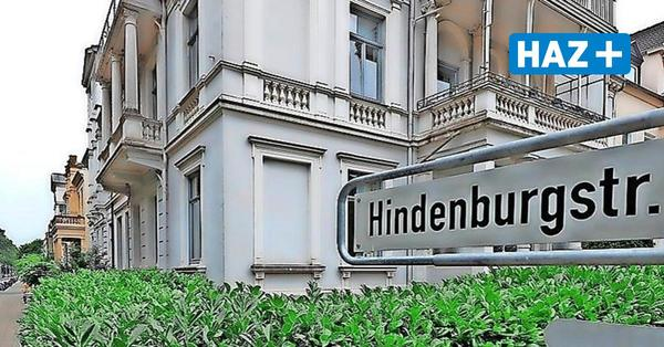 Stadt will die Hindenburgstraße voraussichtlich in Loebensteinstraße umbenennen