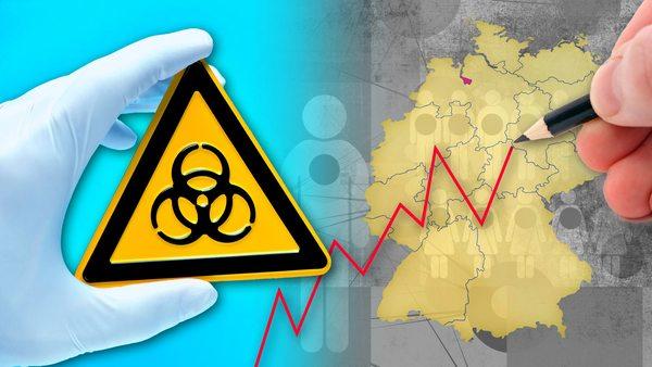 Alarm in Übersee, Entspannung in Europa: Die Pandemie-Daten aus Deutschland und der Welt