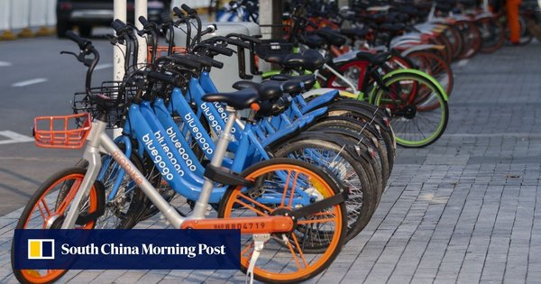 China's bike-sharing platforms connect with BeiDou satellite navigation network to improve efficiency
