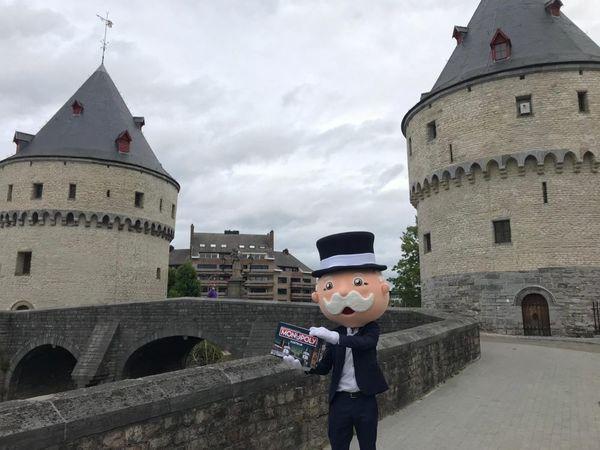 Courtrai reçoit sa propre édition de Monopoly - Kortrijk krijgt een eigen editie van Monopoly