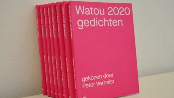 Poésie et vélo pour Watou 2020 - Dichtbundel en fietsparcours voor Watou 2020