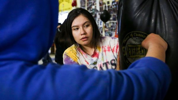 How the Blackfeet Nation Boxing Club is fighting to save the lives of Native American women