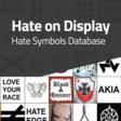 Database haat symbolen