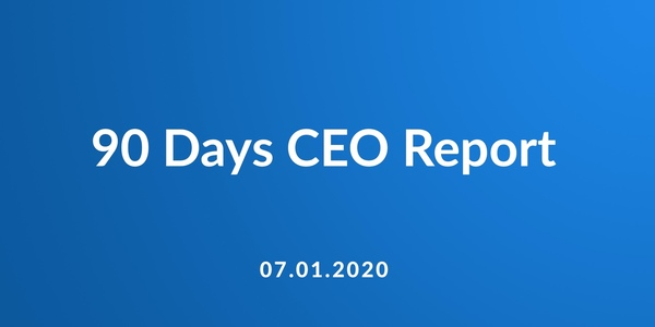 CEO Report: 90 Days Done, What's Next for Zoom - Zoom Blog