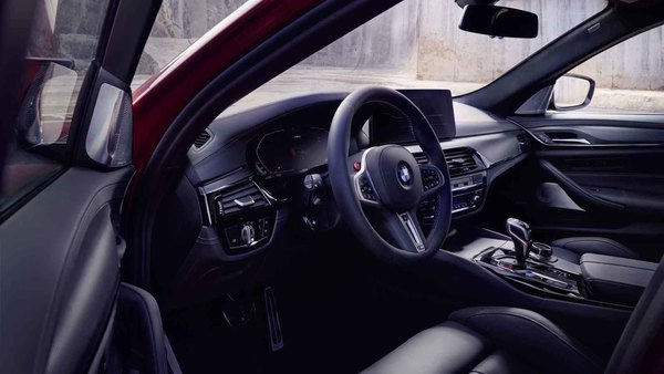 BMW Is Planning to Sell Heated Seats and More as a Subscription (No, Really)
