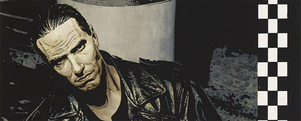 Tim Bradstreet - Punisher original Cover Art