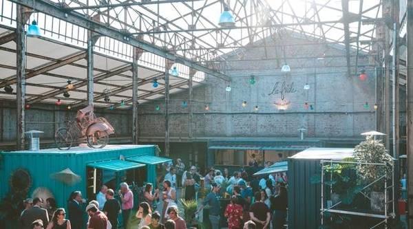 La Friche Gourmande déménage pour devenir le temple de la street-food - La Friche Gourmande verhuist om de tempel van street food te worden